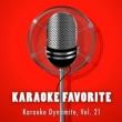 Various Artists Karaoke Dynamite, Vol. 21
