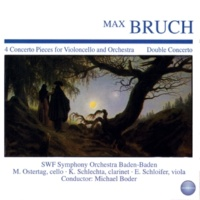 SWF Symphony Orchestra Baden-Baden,Michael Boder&Martin Ostertag Double Concerto for Clarinet, Viola and Orchestra, Op.88: III. Allegro Molto