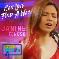 Janine Teñoso Can Love Find a Way Live! On Air