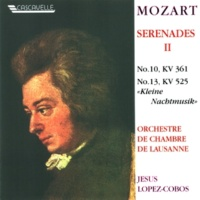 "Orchestre de Chambre de Lausanne Serenade No. 10 in B-Flat Major, K. 361 ""Gran Partita"": I. Largo. Molto Allegro"
