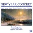 Victor von Halem,Berliner Symphoniker&Isaiah Jackson New Year Concert