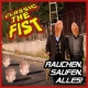 Classic The Fist Rauchen, Saufen, Alles (Array)