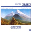 Slovakian Philharmony,Libor Pesek&Stefan Jescho Grieg: Peer Gynt Suite No. 1, Op. 46 and Suite No. 2, Op. 55 - Works for Piano Solo