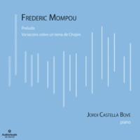 Jordi Castellà Bové Variacions sobre un tema de Chopin: VI. Recitativo