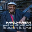 Harold Mabern To Love and Be Loved