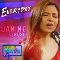 Janine Teñoso Everyday Live! On Air