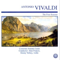 "Camerata Antonio Lucio,Alun Francis&Emmy Verhey Concerto No. 24 in F Major, RV 293 ""Autumn"": I. Allegro"