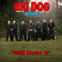 Big Dog Revue Hat On