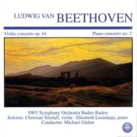 SWF Symphony Orchestra Baden-Baden,Michael Gielen,Christian Tetzlaff&Elisabeth Leonskaja Concerto for Piano and Orchestra No. 2 in B Flat Major, Op. 19: III. Rondo: Mollo Allegro
