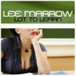 Lee Marrow Lot to Learn