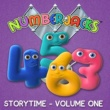 Numberjacks Numberjacks Storytime - Volume One