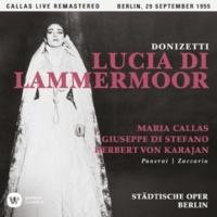 """Maria Callas Lucia di Lammermoor, Act 2: """"Che fia? ... Suonar di giubilo"""" (Enrico, Lucia) [Live]"""