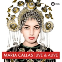 """Maria Callas Lucia di Lammermoor, Act 1: """"Regnava nel silenzio alta la notte e bruna"""" (Lucia, Alisa) [Live]"""
