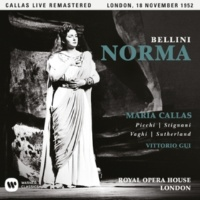 Maria Callas Norma, Act 2: Introduction (Live)