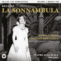 """Maria Callas La sonnambula, Act 1: """"Osservate - l'uscio è aperto"""" (Chorus) [Live]"""
