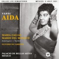 """Maria Callas Aida, Act 1: """"Se quel guerriero io fossi!"""" (Radamès) [Live]"""