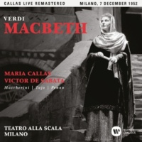 "Maria Callas Macbeth, Act 2: ""Sangue a me quell'ombra chiede"" (Lady Macbeth, Lady, Macduff, Chorus, Macbeth) [Live]"