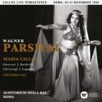Maria Callas Parsifal, WWV 111: Prelude to Act 3 (Live)