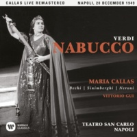 Maria Callas Nabucco: Overture to Act 1 (Live)