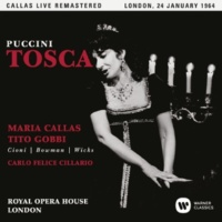Maria Callas Puccini: Tosca (1964 - London) - Callas Live Remastered