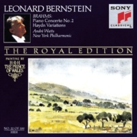 Leonard Bernstein Variations on a Theme by Haydn, Op. 56a: Finale. Andante