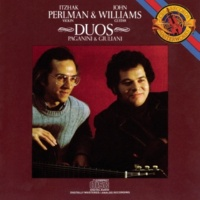 John Williams/Itzhak Perlman Cantabile in D Major, Op. 17, MS 109