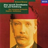 クリーヴランド管弦楽団/ヴラディーミル・アシュケナージ R. Strauss: Also sprach Zarathustra, Op.30, TrV 176 - Von der Wissenschaft