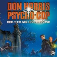 Don Harris - Psycho Cop Der Club der Höllensöhne - Teil 35