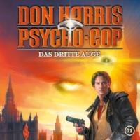 Don Harris - Psycho Cop 01: Das dritte Auge