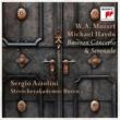 Sergio Azzolini Divertimento, MH 412: I. Marcia. Andantino grazioso