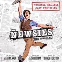 Ben Fankhauser, Jeremy Jordan & Newsies Original Broadway Cast Seize The Day