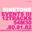 Sinetone Time Is Running Out