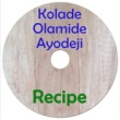 Kolade Olamide Ayodeji Second Chance (Dance Mix)