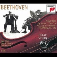 """Eugene Istomin/Isaac Stern/Leonard Rose 10 Variations on """"Ich bin der Schneider Kakadu"""", Op. 121a: Allegretto"""