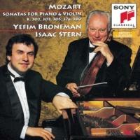 Yefim Bronfman/Isaac Stern Mozart:  Sonatas for Violin and Piano, Vol. II