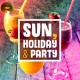 Beach Party Chillout Music Ensemble Sun, Holiday & Party - Ibiza 2017, Hot Summer, Ibiza Lounge, Dance Music, Exotic Relax