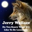 Jerry Wallace Do You Know What It's Like to Be Lonesome