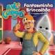 Avô Cantigas Fantasminha Brincalhão - O Novo Livros Das Canções