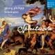 Concerto Melante Telemann: Spirituosa