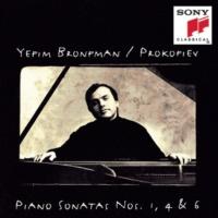 Yefim Bronfman Prokofiev: Piano Sonatas Nos. 1, 4 & 6