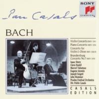 Pablo Casals Bach: Concertos