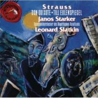 Janos Starker Strauss: Don Quixote / Till Eulenspiegel