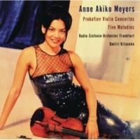 Anne Akiko Meyers Prokofiev: Violin Concertos Nos. 1 & 2; Five Melodies
