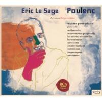 Eric Le Sage Poulenc: Solo Piano Music