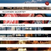 Guarneri Quartet The Hungarian Album