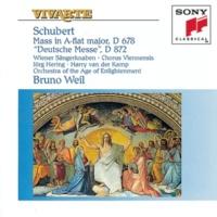 Orchestra Of The Age Of Enlightenment, Bruno Weil Missa D 678; Deutsche Messe D 872