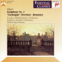 """Daniel Barenboim Elgar: Symphony No.1, """"Cockaigne"""" Overture, Romance"""
