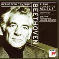 Leonard Bernstein, Glenn Gould Beethoven: Piano Concertos Nos. 3 & 4