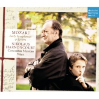 Nikolaus Harnoncourt Mozart: Early Symphonies - Music & Letters