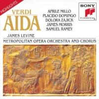 "Aprile Millo, Plácido Domingo Aida ""Highlights"""